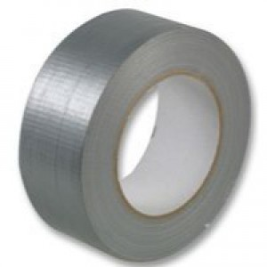 Unibond Silver Tape 50mm x25 Metres