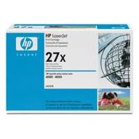 HP 27X Black High Yield LaserJet Toner Cartridge C4127X