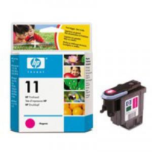 Hewlett Packard No11 Print Head Magenta C4812A