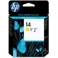 Hewlett Packard No14 Yellow Print Head 8ml C4923A