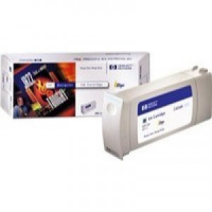 Hewlett Packard No81 Inkjet Cartridge Dye Ink Light Cyan C4934A