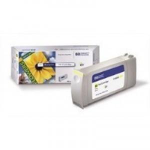 Hewlett Packard No83 UV Inkjet Cartridge Yellow C4943A