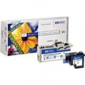 Hewlett Packard No83 UV Print Head and Cleaner Black C4960A