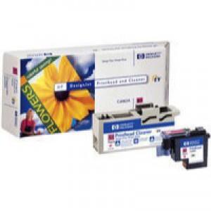 Hewlett Packard No83 UV Print Head and Cleaner Magenta C4962A