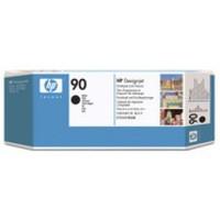 Hewlett Packard No90 Print Head And Cleaner Black C5054A