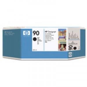 Hewlett Packard No90 Inkjet Cartridge 400ml Black C5058A