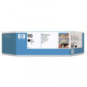 Hewlett Packard No90 Inkjet Cartridge 775ml Black C5059A