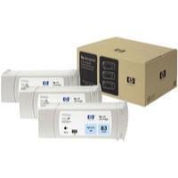 Hewlett Packard No83 UV 3 Ink Multi-Pack Inkjet Cartridge Light Cyan C5076A