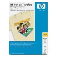 Hewlett Packard Iron-On Transfer A4 Pack of 12 170gsm C6050A