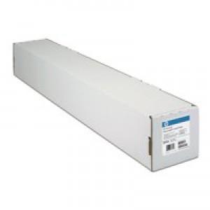 Hewlett Packard Coated Paper 1067 mm x45.7 Metres Roll 98gsm C6567B