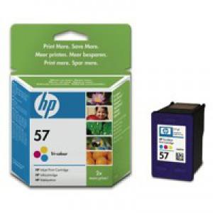 HP 57 Inkjet Cartridge 3-Colour 17ml C6657AE C6657AE#ABB
