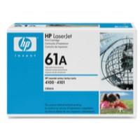 Hewlett Packard LaserJet 4100 Smart Print Toner Black Standard Capacity C8061A