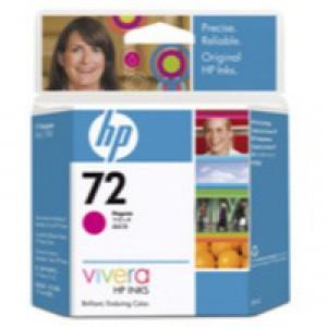 Hewlett Packard No72 Inkjet Cartridge Magenta C9399A