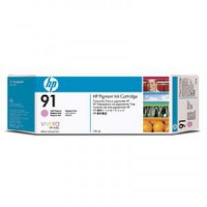 Hewlett Packard No91 Inkjet Cartridge Light Magenta C9471A