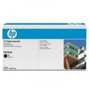 Hewlett Packard No824A Imaging Drum Black CB384A