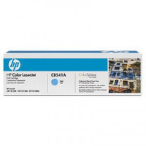 Hewlett Packard No125A Laserjet Toner Cartridge Cyan CB541A
