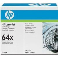 Hewlett Packard LaserJet Contract Cartridge Black CC364XC