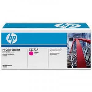 Hewlett Packard No650A Colour LaserJet Toner Cartridge Magenta CE273A