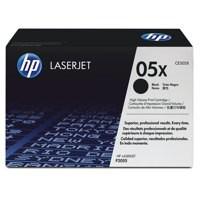 Hewlett Packard No05X LaserJet Toner Cartridge Black CE505X