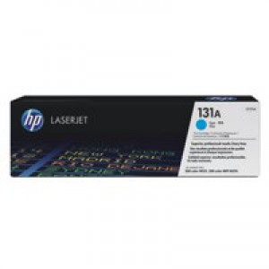 Hewlett Packard No131A LaserJet Toner Cartridge Cyan CF211A