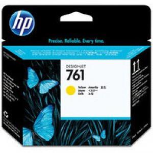 Hewlett Packard No761 Design Jet Print Head Yellow CH645A