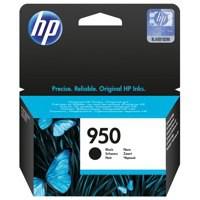 Hewlett Packard No950 OfficeJet Inkjet Cartridge Black CN049AE