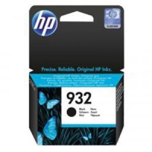 Hewlett Packard No932 OfficeJet Ink Cartridge Black CN057AE