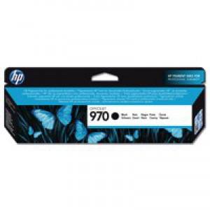 Hewlett Packard No970 Officejet Ink Cartridge Black