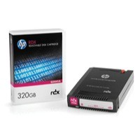 HP RDX Removable Disk Cartridge 320GB Q2041A