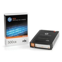 Hewlett Packard RDX Removable Disk Cartridge 500Gb Q2042A