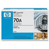 Hewlett Packard LaserJet Contract Cartridge Black Q7570AC