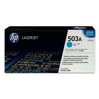 Hewlett Packard No503A LaserJet Toner Cartridge Cyan Q7581A