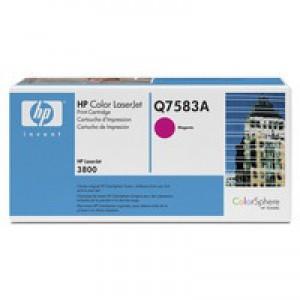 Hewlett Packard No503A LaserJet Toner Cartridge Magenta Q7583A