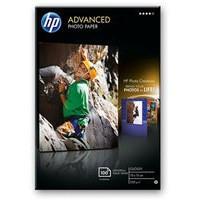 HP Advanced Glossy Photo Paper 250gsm 10x15cm Borderless Pk 100 Q8692A