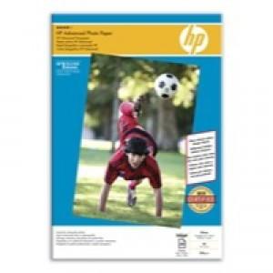 Hewlett Packard Advanced Glossy Photo Paper 250gsm A3 Pack of 20 Q8697A