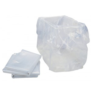 HSM Shredder Waste Sack 104/105 Pack of 100 1120995051