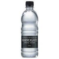 Harrogate Still Spring Water 500ml Plastic Bottle (Pk 24) P500241S