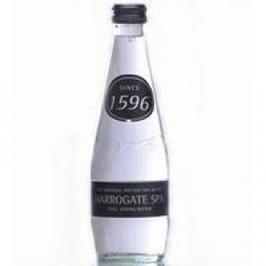 Harrogate Spring Bottled Water Still 750ml Glass Pack of 12