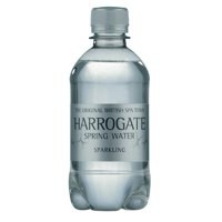 Harrogate Sparkling Spring Water 500ml Plastic Bottle (Pk 30) P330302C
