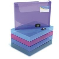 Rapesco Rigid Wallet/Box File Polypropylene 40mm 1048