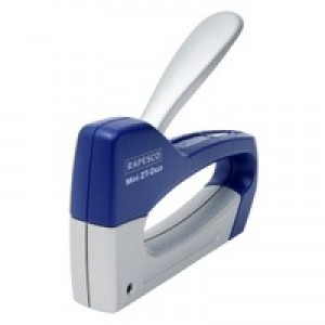 Rapesco Tacker Mini Z T-Duo Blue/Silver 0954