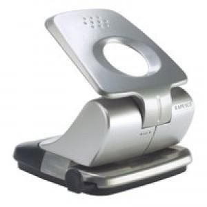 Rapesco 827 2-Hole Metal Punch Silver 1023