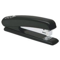 Rapesco Eco Stapler Recycled ABS Casing Full Strip No.s 24/6 26/6 Black Ref 1085