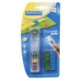 Rapesco Supaclip 40 Dispenser Coloured A25B