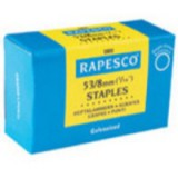 Rapesco Staples 53/8mm Pack of 5000