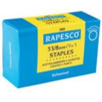 Rapesco Staples 53/8mm (Pk 5000)
