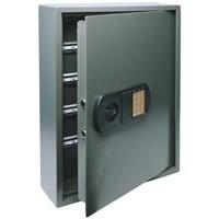 Helix High Security Key Safe 100 Key Grey CP9100