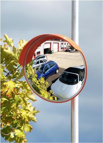 Helix Outdoor Round Mirror Cap PW5040