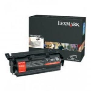 Lexmark T654 36K EMEA Corporate Cartridge Black T654X31E