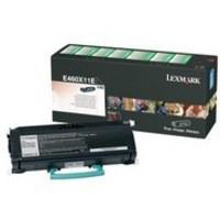 Lexmark E460 Return Programme Extra High Yield Toner Black 0E460X11E